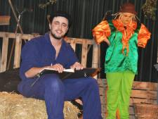 Magisch kinderstuk van Toneelgroep Strik in Waspik