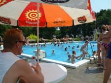 Openlucht zwembad Kuiperberg in Ootmarsum langer open