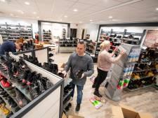 Drie winkels in Wierden sluiten, maar Schuurman Schoenen komt