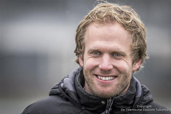 Niek Loohuis leidde het afgelopen FC Twente onder 19 naar het kampioenschap.