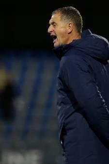 Na blamage wil Brandts mentaliteitsverandering bij FC Eindhoven: 'Karakter tonen tegen NAC'