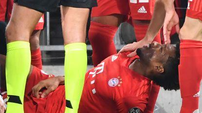 Bayern wint overbodige wedstrijd van Tottenham, vrees voor zware knieblessure Coman