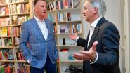 """Marc Degryse interviewt wereldtrainer op pensioen Louis van Gaal aan de hand van 10 memorabele momenten: """"Een trainer moet voet bij stuk houden"""""""