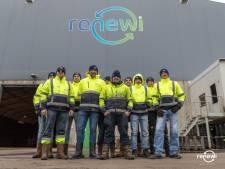 Van Gansewinkel in Eindhoven boekt goede resultaten als Renewi