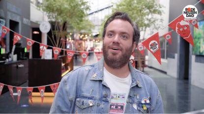 Jens Dendoncker roept scholen op om mee te doen met Rode Neuzen Dag!