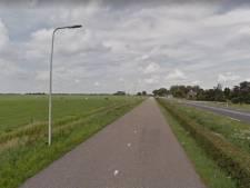Groot onderhoud aan parallelweg N199 in Bunschoten