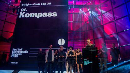 Kompass is beste Belgische nachtclub volgens Red Bull