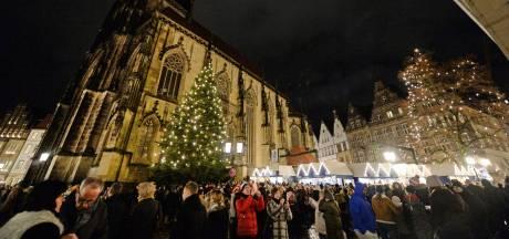 Gezellig aan de glühwein op de Duitse kerstmarkt? Het mag straks weer, wel met extra regels