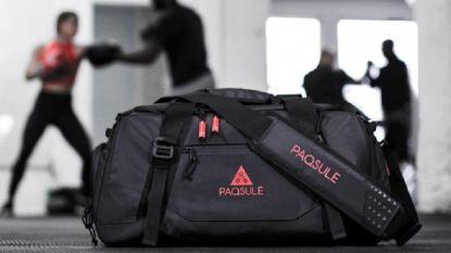 Met deze tas hoef je die sportkleren niet meer te wassen
