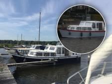 Bizar: gestolen motorjacht van Ernst (65) uit Kampen duikt op in andere kleur in Hasselt