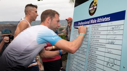 Waanzinnige statistiek 'voorspelt' al meer dan twintig jaar winnaar Ironman Hawaï (en het ziet er goed uit voor Aernouts)