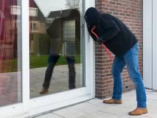 Man betrapt inbreker in Eindhoven, dader gevlucht