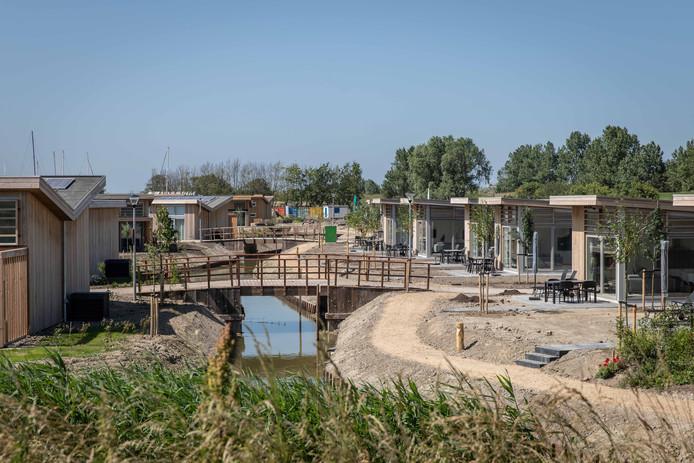 Roompot Water Village in Kamperland, het eerste gasloze park van Roompot Vakanties
