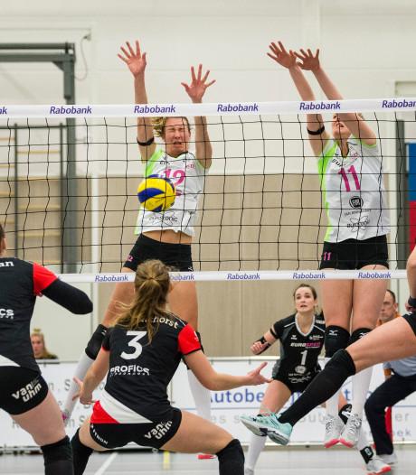 Geen volleybalkampioenen: Nevobo stopt alle competities, ook eredivisie