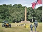 Onderzoek naar explosieven Slag om Arnhem bij gedenknaald in Oosterbeek