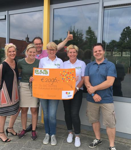 3 mille van De Bongerd uit Oldenzaal voor De BAS-Stichting