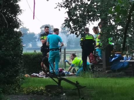 Gewonde bij ontploffing schuur in Soest; EOD onderzoekt mogelijke explosieven