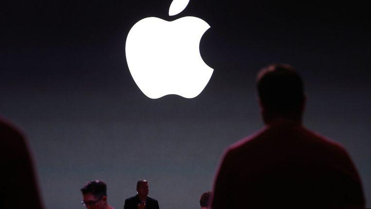 De recente productpresentatie van Apple trok veel bekijks. Beeld anp
