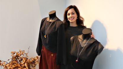 """Jonge kleermakers, ze bestaan nog... 25-jarige Silke opent atelier: """"Duurzame kledij op ambachtelijke wijze"""""""