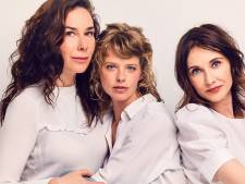 Carice van Houten en Halina Reijn in Nederlandse dramaserie