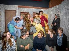 De jarige toneelgroep in Baarland laat zich niet regisseren