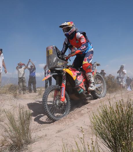 Motorcoureur Price wint in Dakar Rally, veel opgaves