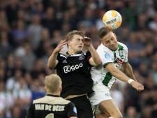 De Ligt blij met mentale tik aan PSV: 'Zij zien ook dat het lastig ging'