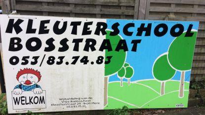 Om leerlingengroei op te vangen krijgt kleuterschooltje Bosstraat grondige renovatie en 100.000 euro subsidie