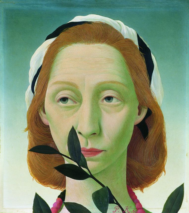 Pyke Koch: Portret Jkvr. J.C. BoetzelaerII (1960). Beeld Pictoright 2015