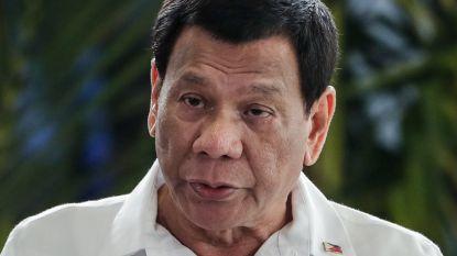 Filipijnse president wil één van zijn belangrijkste politieke tegenstanders achter de tralies