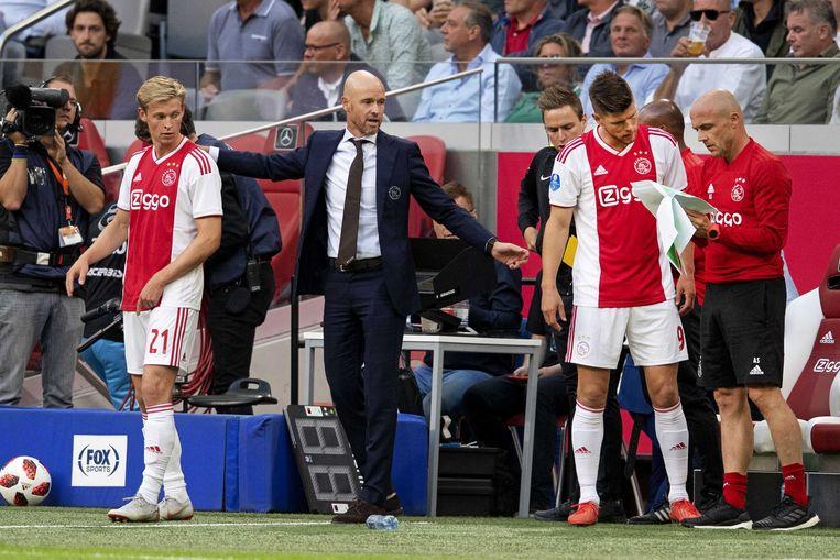 De Verschillen Tussen Ajax En Psv De Favoriet En De Kampioen Trouw