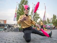 Goes krijgt een openluchtbioscoop, een autoweekend, een havenfestival en een jongleerfestival