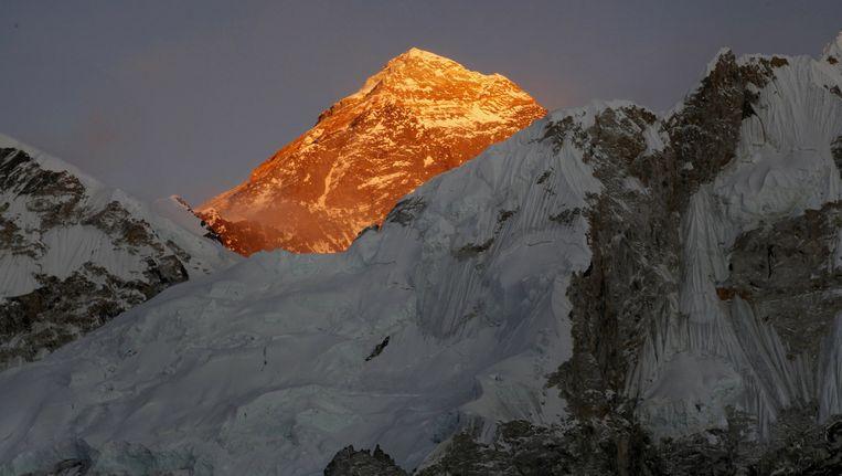 De Mount Everest. Beeld ap