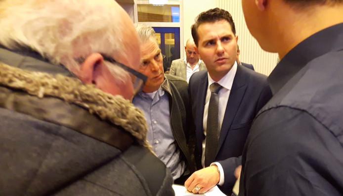 T@B-wethouder Benhard van Houwelingen.