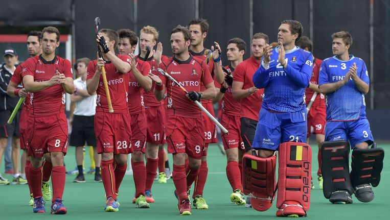 Red Lions (archieffoto)