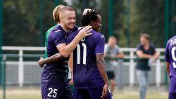 Football Talk. Tau scoort meteen tegen Lommel (3-0), zoon Anelka op stage bij Anderlecht - Gent ziet aanwinsten uitvallen