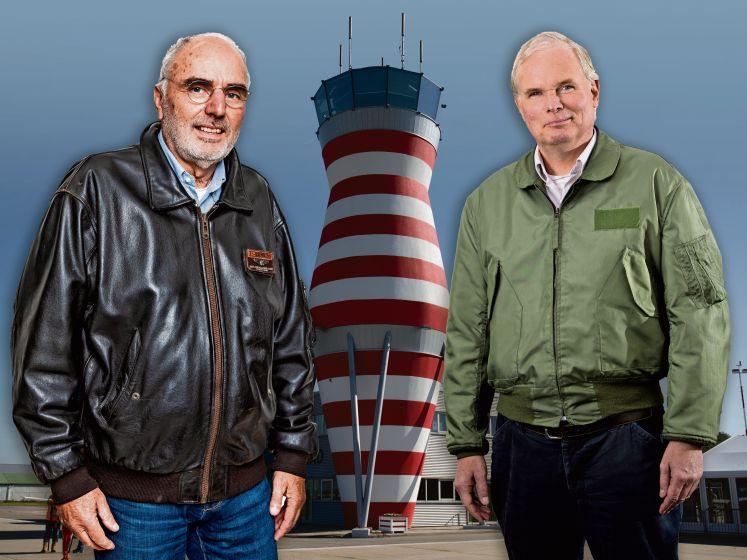 Komt het ooit nog goed met Lelystad Airport? Luchtvaartspecialisten Hans en Ruud verschillen radicaal van mening