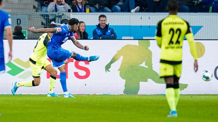 Locadio zet Hoffenheim op 3-0.
