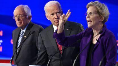 Laatste debat Democraten voor eerste voorverkiezingen