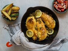 Wat Eten We Vandaag: Gebakken citroenkip