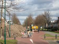 Al maanden tegen een zandhoop aankijken in Veenendaal, hoe lang nog?