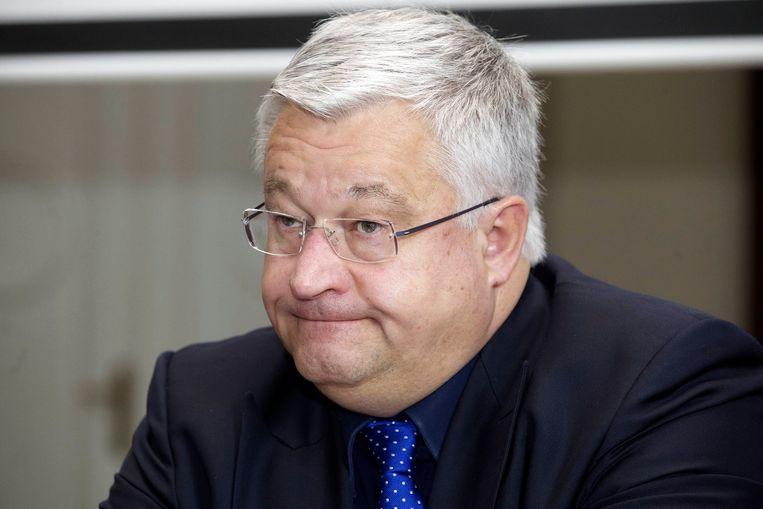 Brussels minister van Begroting Guy Vanhengel (Open Vld).