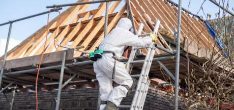 Overijssel koploper in asbestdaken verwijderen. (Maar klaar voor 2025? 'Onbegonnen werk!')