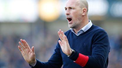 """Clement op zijn hoede voor altijd moeilijke uitmatch: """"Ik verwacht dat Zulte Waregem dit seizoen play-off 1 speelt"""""""