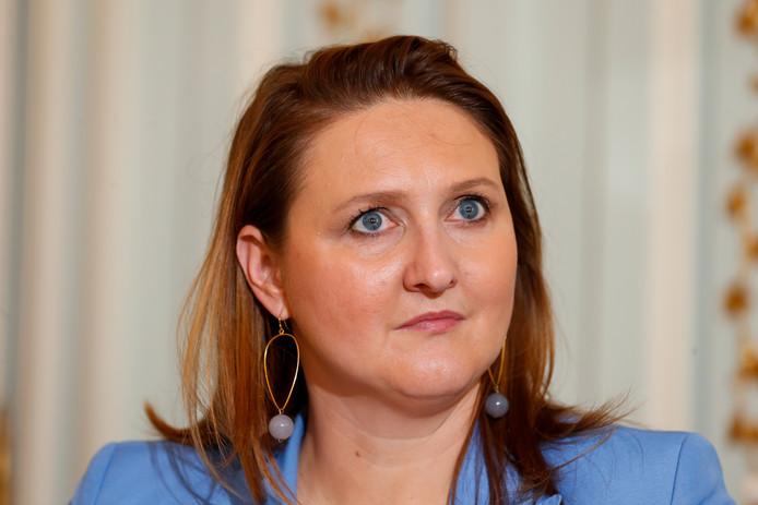 Gwendolyn Rutten souhaite ouvrir un débat sur le droit à l'euthanasie des personnes qui jugent que leur vie est accomplie.