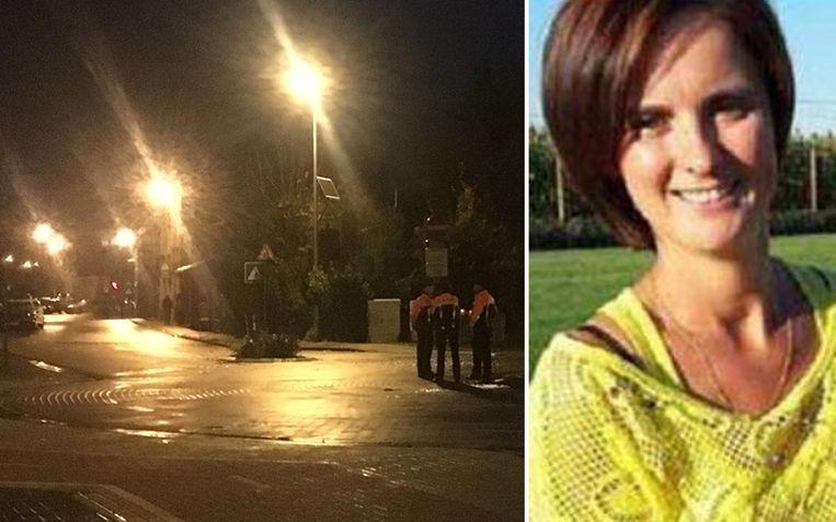 De vraag is: had een getuige slachtoffer Carmen Ortega moeten zien liggen, of was het daarvoor te donker.