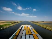 Grenzeloze haven in beeld