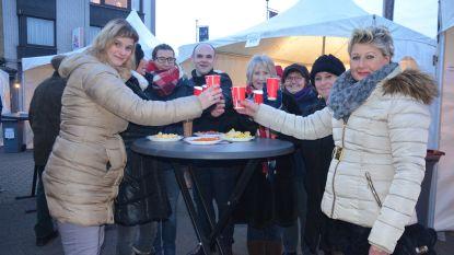 Nieuwjaarsreceptie niet in 't Klooster maar op VEM-pleintje