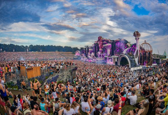 3.000 inwoners van Boom en Rumst ontvangen zaterdag  hun voordeelticket voor Tomorrowland.