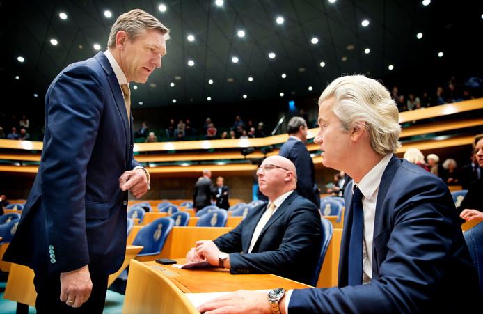 Voormalig CDA-leider Sybrand Buma sloot samenwerking met de PVV na het gedoogavontuur uit. Toch gaat het CDA in Limburg  opnieuw in zee met de partij van Wilders.